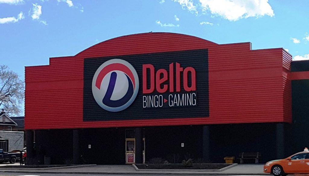 Delta Bingo St Clair Ave W
